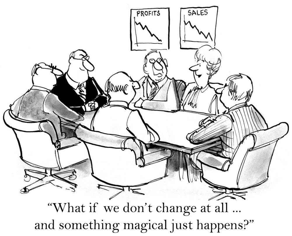 change is good cartoon